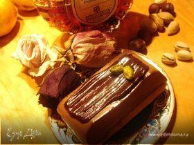 """Шоколадно-ореховый крем с """"Нутеллой"""""""