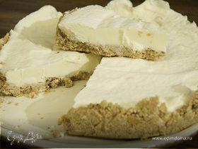 Сливочно-лимонный торт