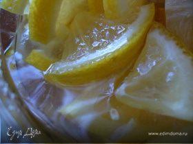 Засахаренные лимоны
