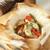 Куриная грудка в конверте, запеченная с овощами и сыром