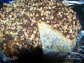 Овсянный пирог