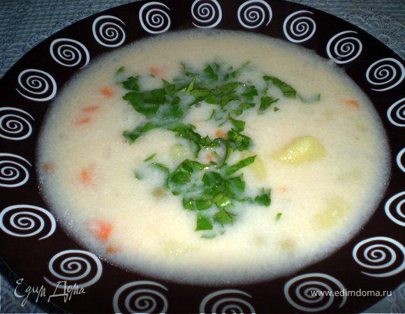 Кубинский рыбный суп