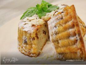 Пудинг-суфле с черносливом