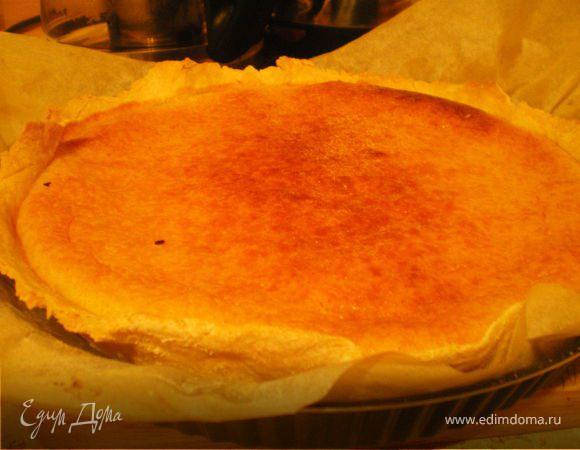 Сифнийский медовый пирог.