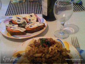 Будничный ужин