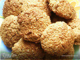 Овсяное печенье от Альбины
