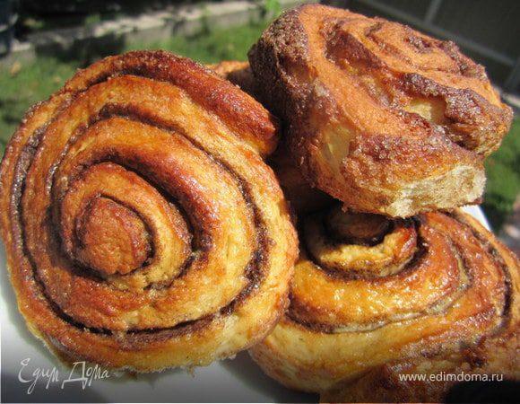 Рецепты булочек с корицей как синнабон Официальный сайт 31