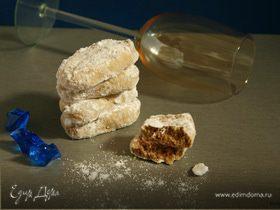 Ромовое печенье со специями