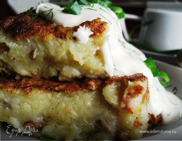 Бабка блюдо из картошки
