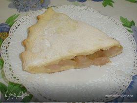 Нежнейший яблочный пирог