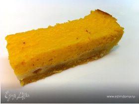 Pumpkin pie (тыквенный пирог)