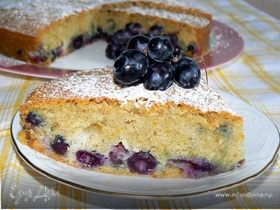 Кекс с виноградом (Torta al Vino)