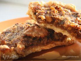 Тарталетки с грецкими орехами