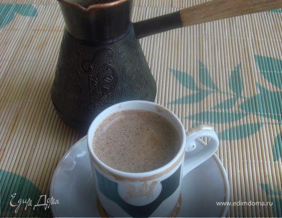 Молочный кофе/Sutlu kahve