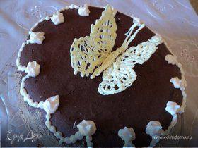Торт « Бабочка».