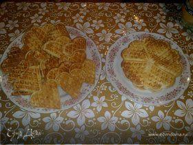 Бельгийские вафли