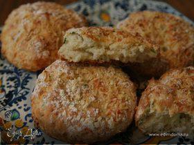 Сырные булочки со шнитт-луком