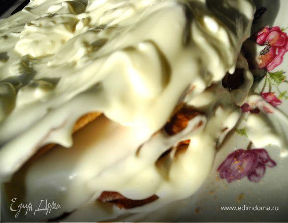 """Торт """"Яблоневый цвет"""""""