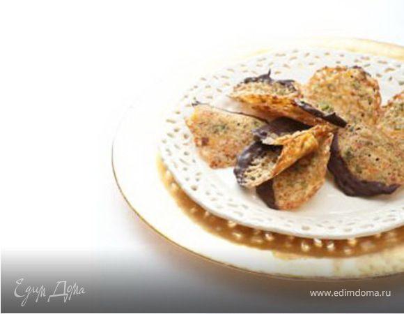 Печенье «Черепица» (рецепт от Юлии Высоцкой)