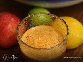 Сок из моркови, цикория и сельдерея