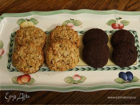 Овсяное печенье от Дэниела