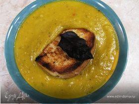 Суп-пюре тыквенный