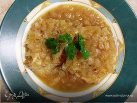 Луковый суп - суп пьяницы (повтор)