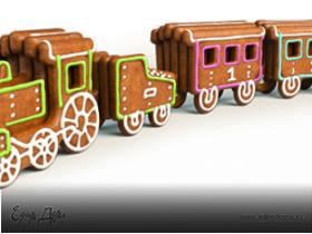Пряничный поезд