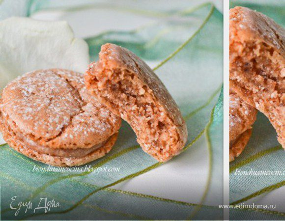 Macarons a` l'ancienne(Старомодные macarons)