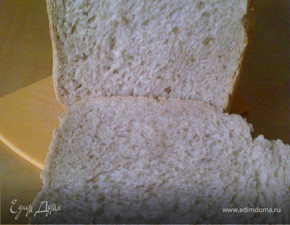 Хлеб Дачный на опаре в Хлебопечке
