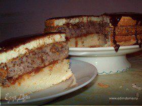 """Торт """"Выходные радости"""""""