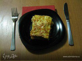 Тесто для лазаньи. Лазанья с мясом и грибами.