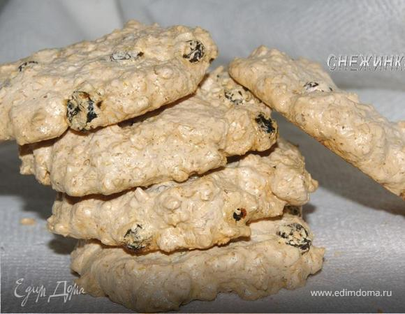 «Коржики» из кукурузных хлопьев