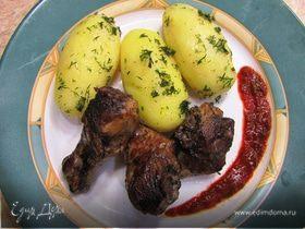 Картофель отварной - новый вкус