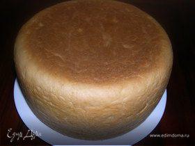 Вкусный белый хлебушек
