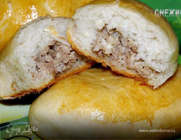 Пирожки с мясом и капустой, и «Пирожковый дракон»