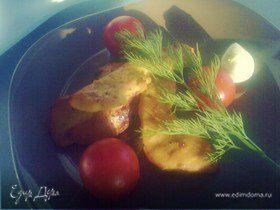 Пряное куриное филе