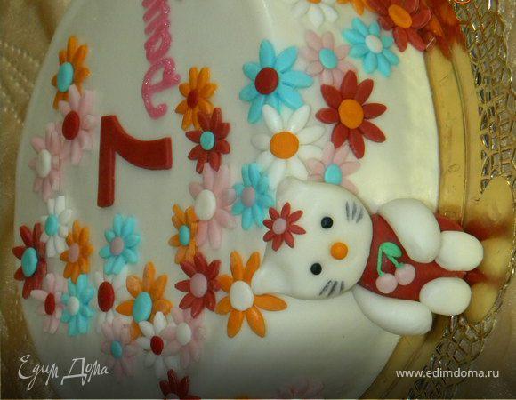 Тортик Kitty