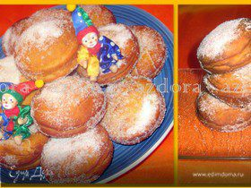 Пончики-Крапфен (Krapfen)