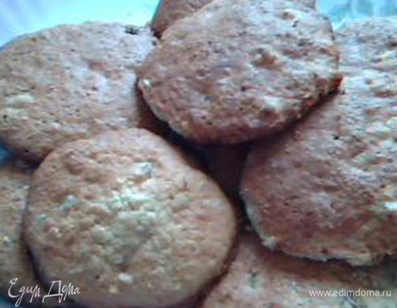 Печенье по-ковбойски