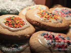 Печенье (Ginger&spicy cookies)