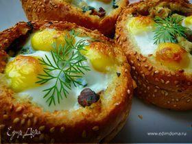 Завтрак в булочке