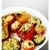 Фаршированные перцы, помидоры и грибы