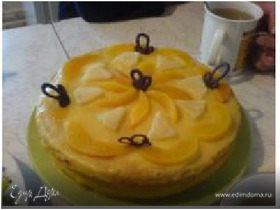 """Постный торт """"Соковита радість"""""""