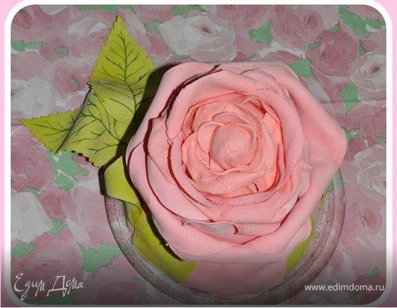 """Роза"" торт"