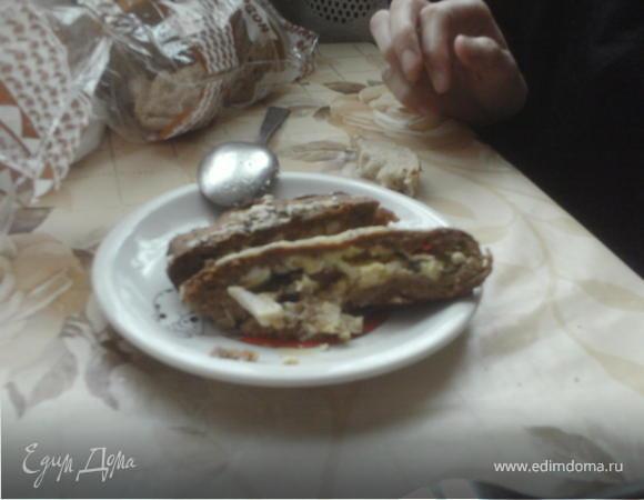Мясной рулет по-болгарски