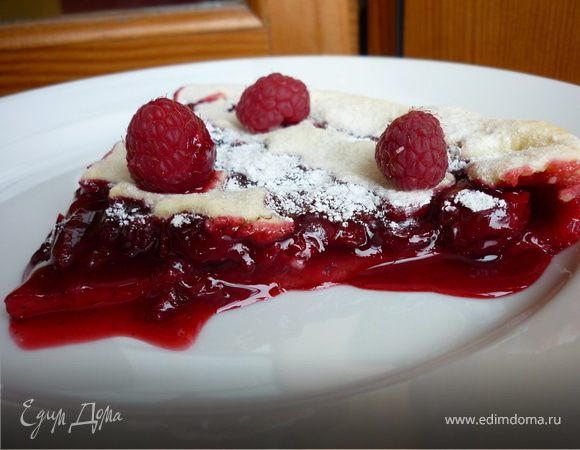 Crostata di visciole - Вишневый пирог