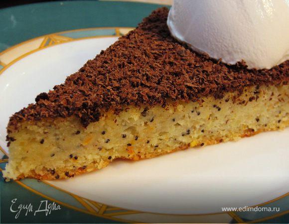 Торт с фундуком от Джейми Оливера