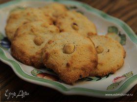 Печенье с лесными орехами