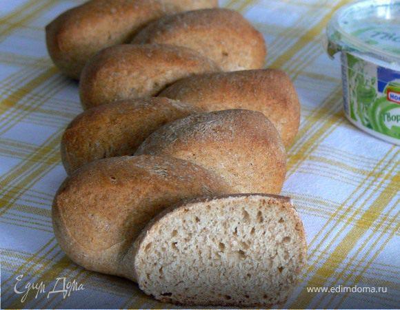 Хлеб из ржаной и пшеничной муки
